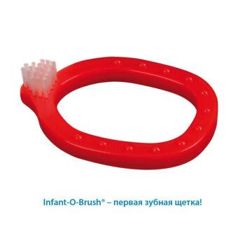 Зубная щётка в виде кольца