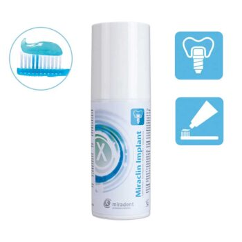 Зубная паста Miraclin Implant