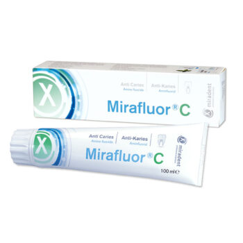 Зубная паста Mirafluor