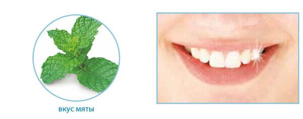 Желе для интенсивной очистки от пигментации и полировки поверхности зубов