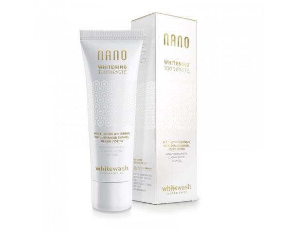 Отбеливающая зубная паста Nano Whitening Toothpaste
