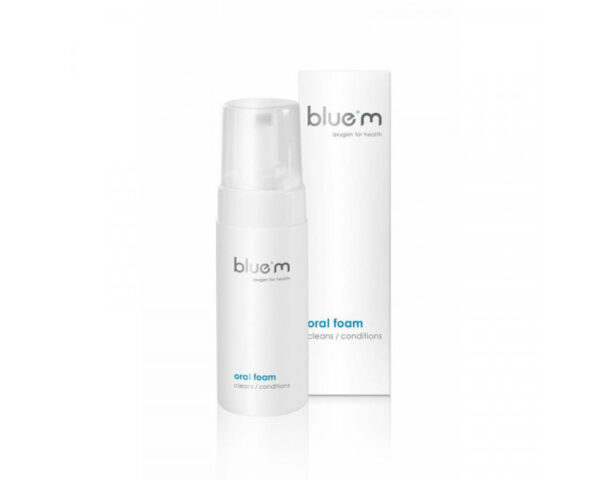 Пенка Bluem (Блюэм) с активным кислородом