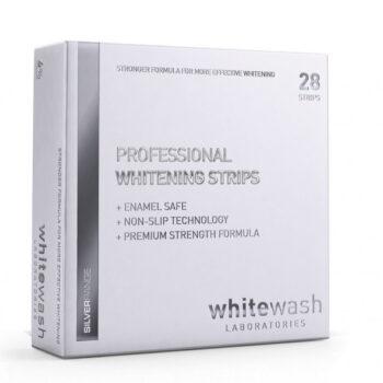 Отбеливающие полоски Whitewash Professional Whitening