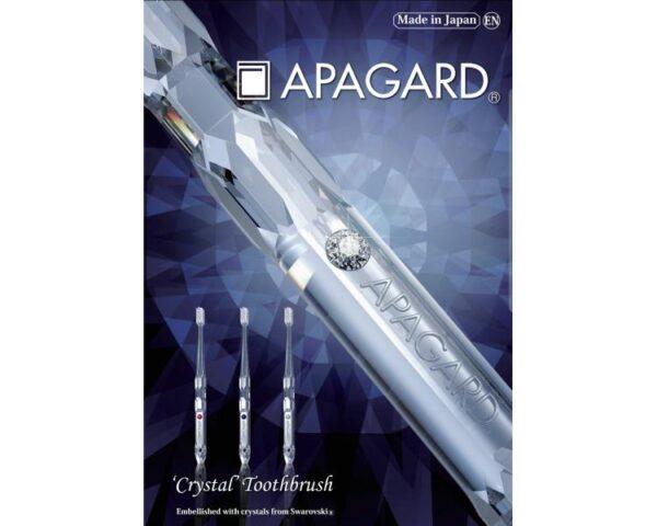 Зубная щетка Apagard Whitening toothbrush