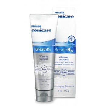 Отбеливающая зубная паста Philips Sonicare BreathRx